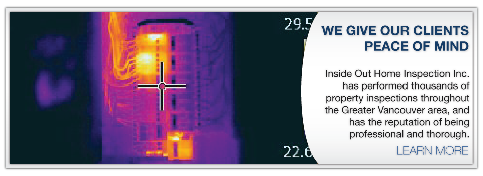 We Give Our Clients Peace of Mind - thermal imaging